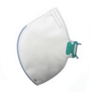 Anti-Ebola Economical Class CE En149 Particulate Flat Fold Dust Mask pictures & photos