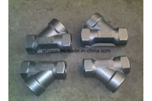 Precision Casting Stainless Steel Valve (CNC machining) pictures & photos
