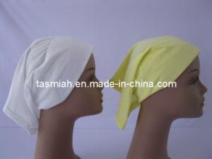 Plain Dyed Bonnet Inner Tube Cap Bandana Stock-109