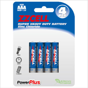 Toys Super Heavy Duty AAA Size 1.5V Battery
