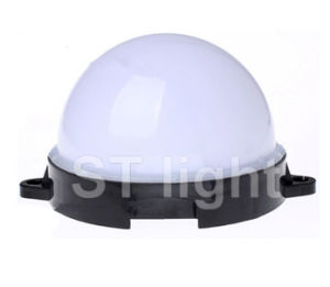 High Brightness D150mm Waterproof Yellow LED Point Light