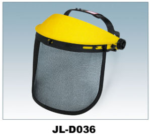 CE Approved Face Shield, with Steel Mesh Visor pictures & photos