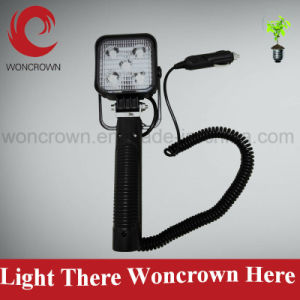15W Rechargeable Portable LED Work Light, 1000lm, Flood Beam 12V pictures & photos