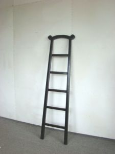 Reproduction Wooden Ladder (W-335)