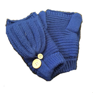 Children′s Knitted Gloves for Winter pictures & photos