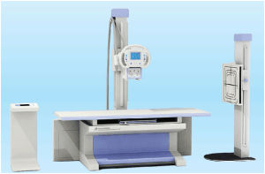 Med-X-6500 High Frequency X-ray Radiograph System pictures & photos