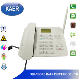 GSM Fixed Wireless Desktop Phone (KT1000-170C) pictures & photos