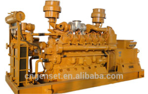 40kw 50kVA Biomass Gas, Biogas, Natual Gas, Marsh Gas, Landfill Gas Engine Generator Set/Genset pictures & photos