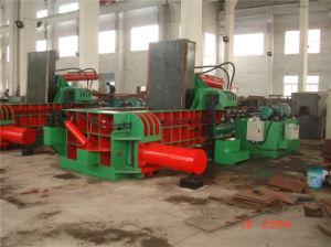 2500kn Hydraulic Press Scrap Metal Baler pictures & photos
