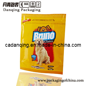 Stand up Pouch with Zipper for Pet Food (DQ0023) pictures & photos