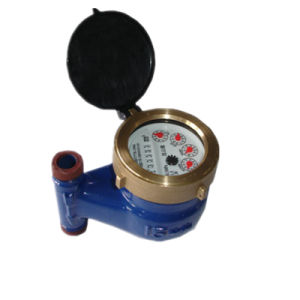 Liquid Sealed Vertical Water Meter for Water Through Pipeline pictures & photos