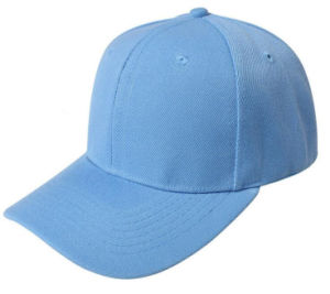 Solid Color 6 Panels Baseball Cap pictures & photos