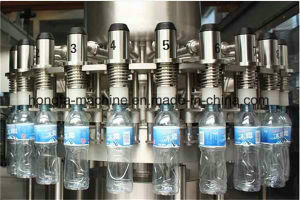 Automatic Water Filling Machine (Water Filler) pictures & photos