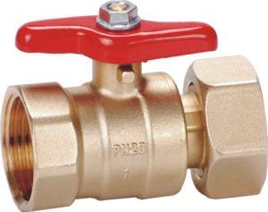 Brass Ball Valve (YED-A1032)