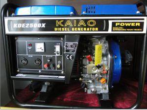Diesel Generator Set (KDE2500X) pictures & photos
