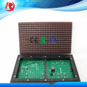 Single Red Color Pixel 10mm Outdoor LED Display pictures & photos