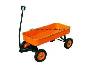Factory Directly Sale Garden Tool Cart; Hand Truck Tc1801 pictures & photos