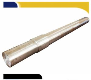 Custom Made Shaft Mechanical Parts Forging CNC Machining Steel Shaft pictures & photos