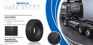 Heavy Duty Truck Tires for Sale 385/65r22.5 Wx851A / Truck Tire pictures & photos