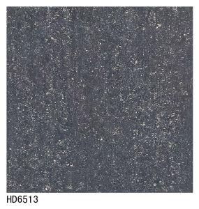 600X600mm Dark Gray Double Loading Polish Porcelain Floor Tile pictures & photos