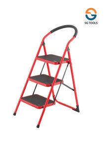 Arc Steel Step Ladder, Household Use (SG-LH201)