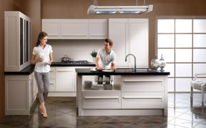 Modern High Gloss Lacquer Kitchen Cabinet (zz-064) pictures & photos