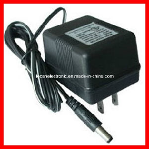 UL, CE, UK 12V 500mA, 1000mA Linear Power Adapter pictures & photos