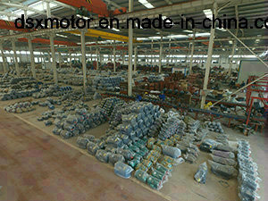 Ie3 Efficiency 90kw Three Phase Asynchronous Electric Motor AC Motor pictures & photos