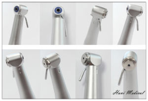 20: 1 Reduction Contra Angle Handpiece for Low Speed Handpiece pictures & photos