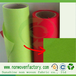 Spunbonded Polypropylene Nonwoven Fabric Roll pictures & photos