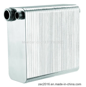 Sanitary Plate Heat Exchanger Brazed Water Heater pictures & photos