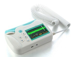 Wave Type Fetal Doppler 6c