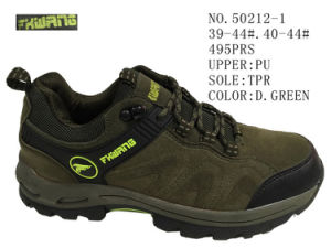 No. 50212 Men Hiking Shoes Stock Shoes Two Colors pictures & photos