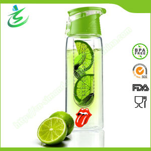 700ml BPA Free Trtian Infuser Water Bottle pictures & photos