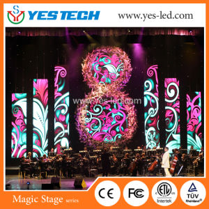 P4.8mm Rental Full Color LED Display for Stage Events pictures & photos