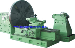 Swing 3150mm Floor Facing Lathe pictures & photos
