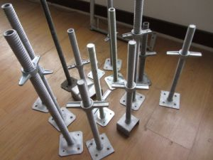 Heavy Duty Scaffolding Leveling Jack pictures & photos