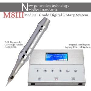 Medical Grade Digital Rotary Tattoo Permanent Makeup Machine pictures & photos