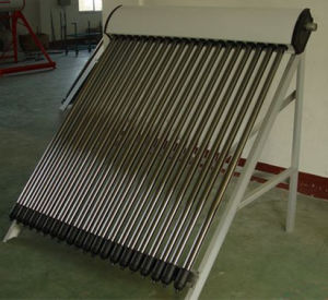 Solar Energy Collector with Inox Manifold Box (KY-SC-21)