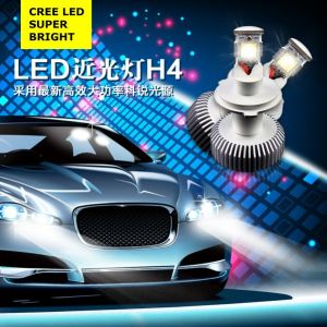 H4 CREE LED 18W White DC8-28V LED Fog Light pictures & photos