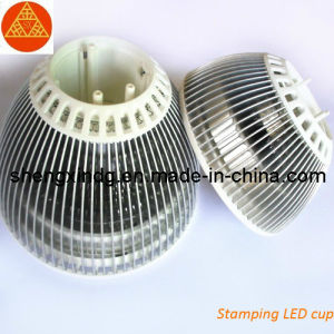 Stamping Parts Streetlight Radiator /Stamping (SX006)