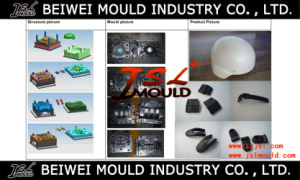 Custom Made Plastic Safety Helmet Parts Mold pictures & photos
