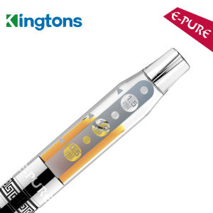 Kingtons Powerful and Portable Hookah Vape Pen E-Pure, Gift Packing 400mAh Hookah with Rechargeable Battery pictures & photos