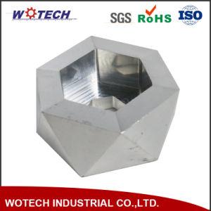 Natural Anodized Aluminium Precision CNC Micro Machining pictures & photos
