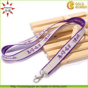 Custom Factory Direct Sell Nylon Embroidery Ribbon pictures & photos