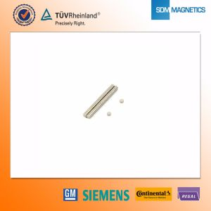 D2*1mm SmCo Magnet pictures & photos