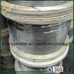 1X19 Stainless Steel Wire Rope pictures & photos