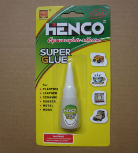 502 Super Glue in Plastic Bottle pictures & photos