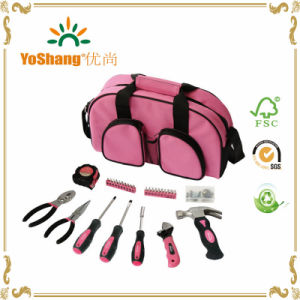 Large Durable Well-Organized Professional Tool Bag for Garden or Electrician pictures & photos