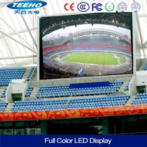 P16 HD Full Color Outdoor LED Display Screen Walls pictures & photos